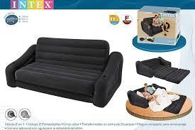 SOFA CAMA INFLABLE DE 2 PLAZAS