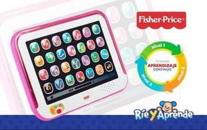 Tablet Aprendizaje Crece Conmigo Fisher Price Colores