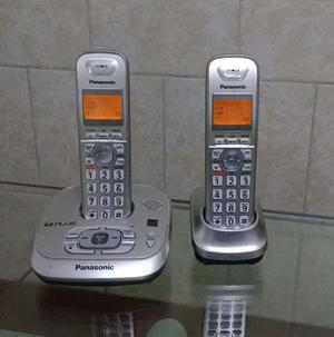 Teléfono Inalámbrico Panasonic Con Anexo Dect Kx-tg4021