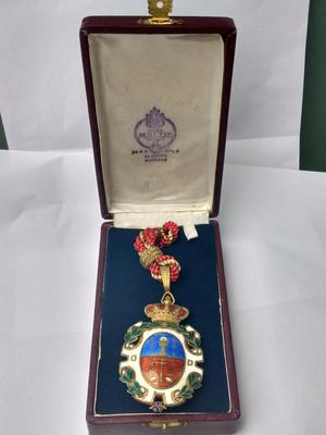 Vieja Medalla Gallega de Jurispredencia