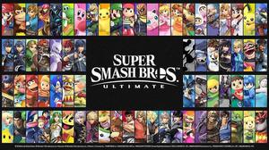 Super Smash Bros. Ultimate. Switch