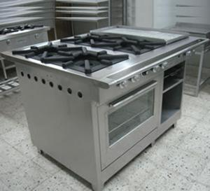 Cocinas electricas industriales cocinas posot class for Costo de cocina industrial