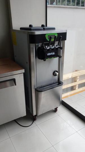 Maquina de Helados Ventus VSP25PRO NUEVA Heladera