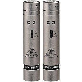 Microfono Behringer C2 De Condensador (par)