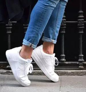 Zapatillas Nike Air Force One Hombre Y Mujer