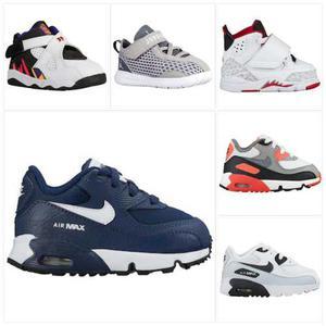 Zapatillas Para Niños Nike Jordan D 20 Al 27 100%