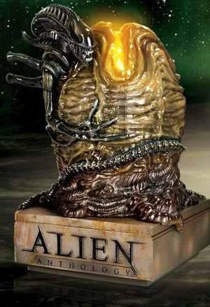 Blu Ray Alien Antología Edición Egg - Stock - Nuevo