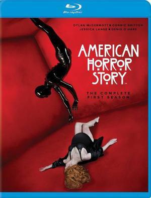 Blu Ray American Horror Story: 1ra. Temporada - Stock