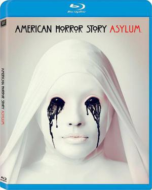 Blu Ray American Horror Story: 2da. Temporada - Stock