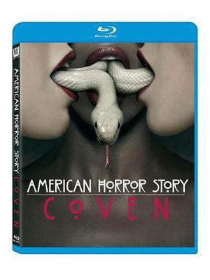 Blu Ray American Horror Story: 3ra. Temporada - Stock