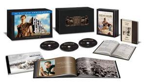 Blu Ray Ben Hur - Edición Limitada - Stock - Nuevo -