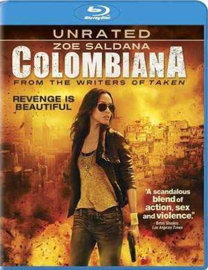 Blu Ray Colombiana: Venganza Despiadada - Stock - Nuevo