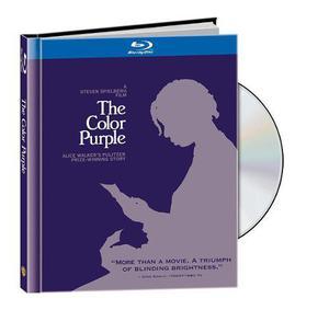 Blu Ray El Color Púrpura- Stock - Nuevo - Sellado