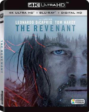Blu Ray El Renacido 2d - 4k - Stock - Nuevo - Sellado