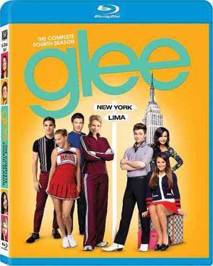 Blu Ray Glee: 4ta. Temporada - Stock - Nuevo - Sellado