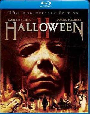 Blu Ray Halloween 2 - Stock - Sellado - Nuevo