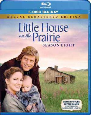 Blu Ray La Familia Ingalls: Season 8 - Stock - Nuevo