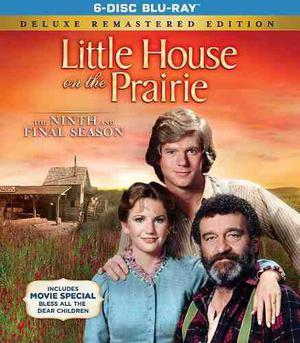 Blu Ray La Familia Ingalls: Season 9 - Stock - Nuevo