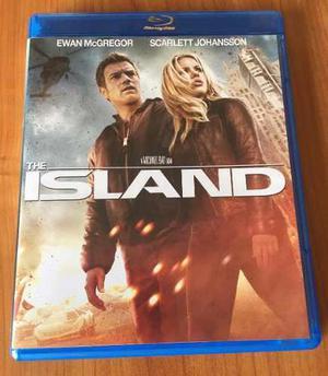 Blu Ray La Isla (the Island)