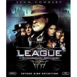 Blu Ray La Liga Extraordinaría - Stock - Nuevo - Sellado