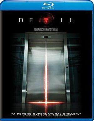 Blu Ray La Reunión Del Diablo - Stock - Nuevo - Sellado