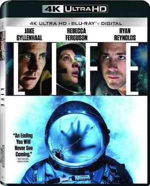 Blu Ray Life: Vida Inteligente 2d - 4k - Stock - Nuevo