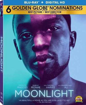 Blu Ray Moonlight (Luz De Luna) Stock - Nuevo - Sellado
