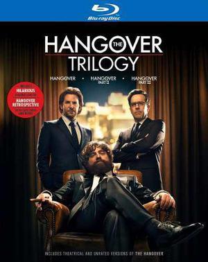 Blu Ray ¿ Qué Pasó Ayer ? Trilogía - Stock - Nuevo