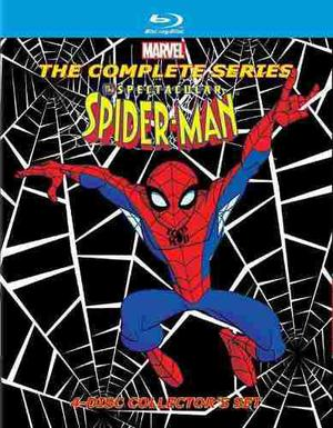 Blu Ray Spiderman: The Complete Series - Stock - Nuevo