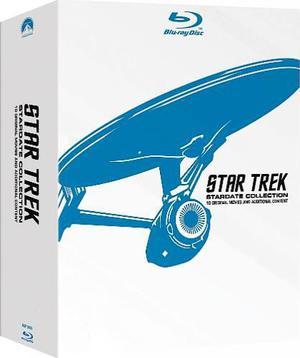 Blu Ray Star Trek: Stardate Collection - Stock - Sellado