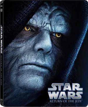 Blu Ray Star Wars: Episodio 6 (Steelbook) Stock - Nuevo