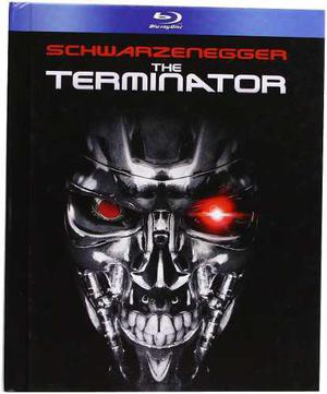 Blu Ray Terminator - Digibook - Stock - Nuevo - Sellado