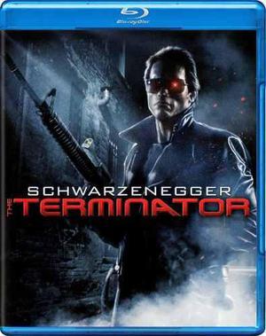 Blu Ray Terminator (Remastered) - Stock - Nuevo - Sellado