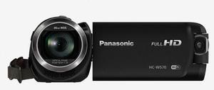 Video Camara Filmadora Fhd Panasonic Hc-w570 90x Zoom Wifi