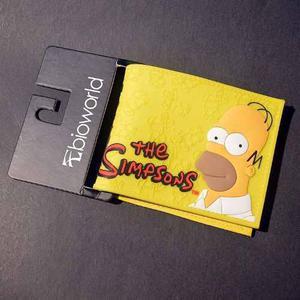 Billetera The Simpsons Homero Bioworld Caballeros Hombre