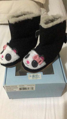 Botitas Zapatos Para Bebé De 0 A 06 Meses Marca Robeez