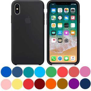 Case Silicone Iphone 5s, Se, 6, 6s, 6 Plus, 7, 7 Plus, 8, X