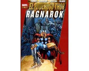 El Poderoso Thor Ragnarok. Cómic Digital