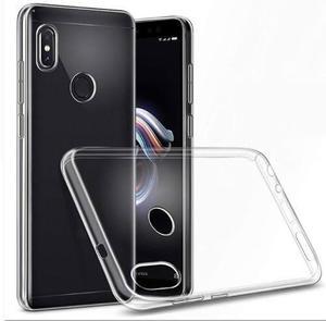 Funda Case Transparente Xiaomi Redmi 5 Plus - Note 5 Global