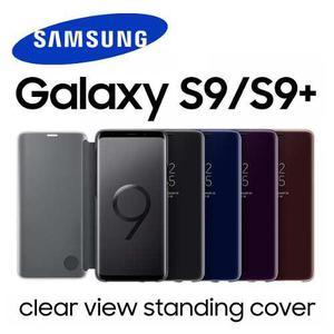 Funda Original Para Samsung Galaxy S9 Plus Clear View Cover