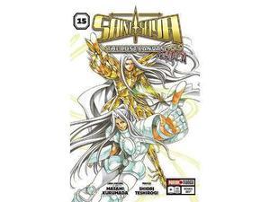 Manga Saint Seiya Lost Canvas Gaiden Tomo 16 - Mexico