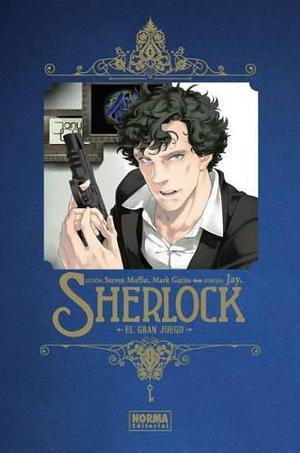 Manga Sherlock El Gran Juego - Norma Editorial