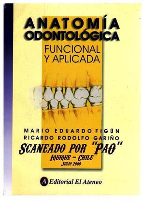 Vendo Pack de 3 Libros Anatomia Dental
