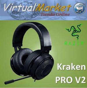 Audífono Razer Kraken Pro V2 Gamer Pc Ps4 Xbox One Mac