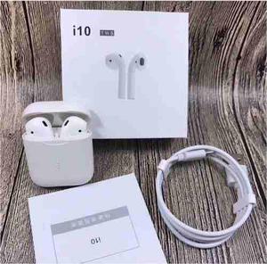 Audifonos Airpods I10 Bluetooth 5.0 Tactil Sellado Iphone