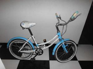 Bicicleta Antigua Aro20 Modelo Rossy / Vintage En Muy Buen