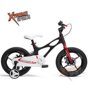 Bicicleta De Magnesio Para Niños Jafi Royal Baby- Aro 16