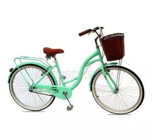 Bicicleta De Paseo Aro 26 O 24 Sin Cambios