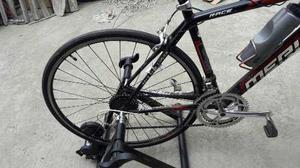 Bicicleta De Ruta 700 De Aluminio Talla S