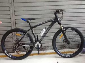 Bicicleta Montañera De Aluminio Mosso